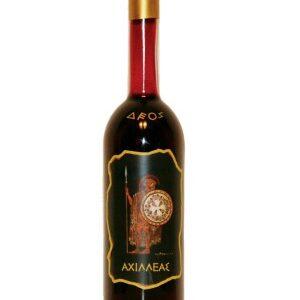 Δεος Αχιλλέας άκρατος οίνος, Deos Achilleas Ancient Greek wine